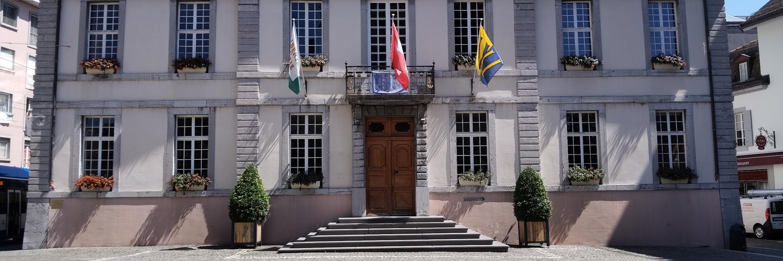 L'Hôtel de Ville, Vevey