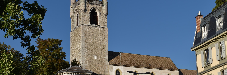 Eglise St-Martin de Vevey