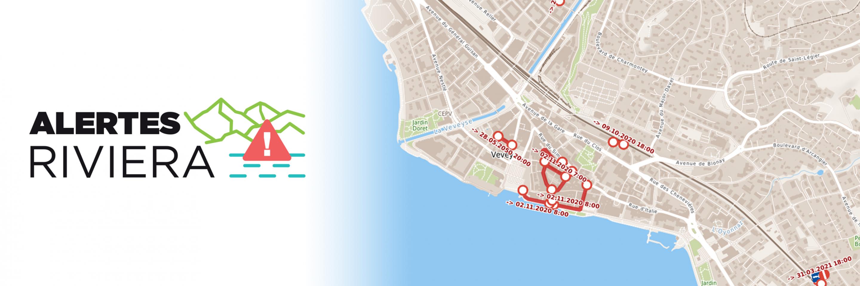 Alertes trafic sur la Riviera