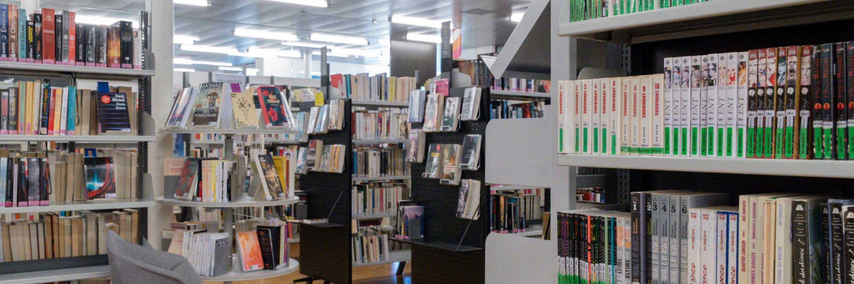 Bibliothèque municipale de Vevey