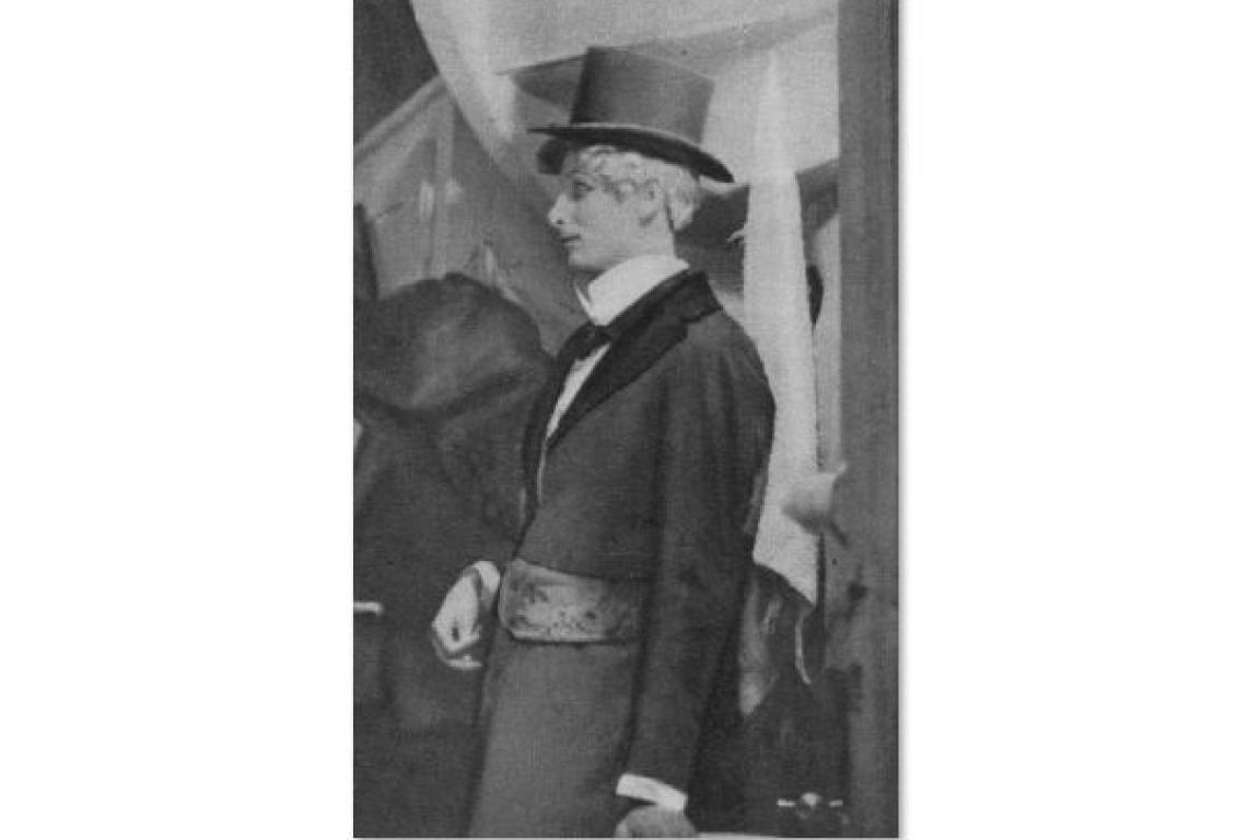 Hugues Cuenod 1934