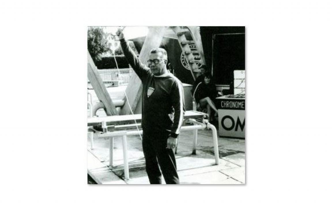 André Modoux, Starter Yverdon 1967