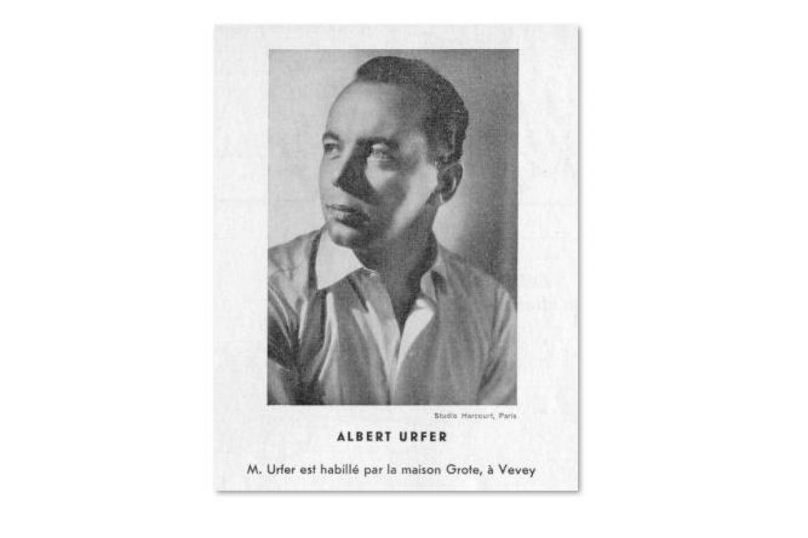 Albert Urfer 1946