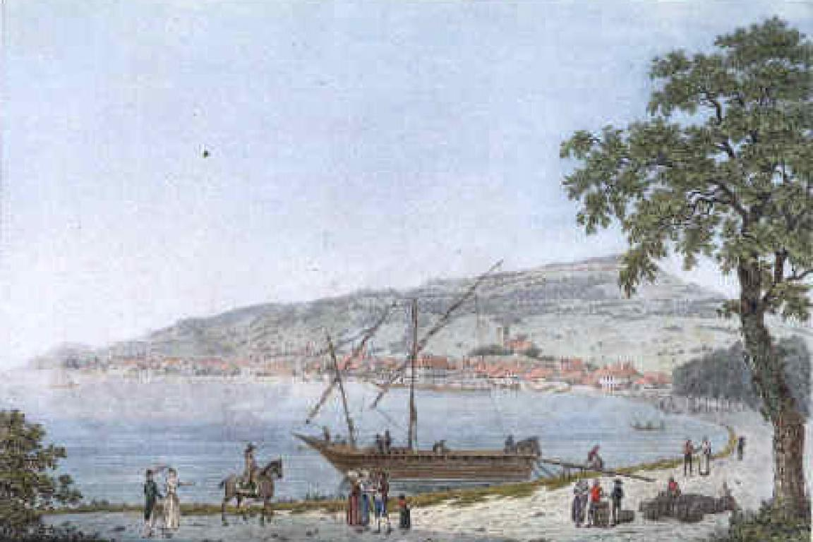 Vevey - Bord de lac