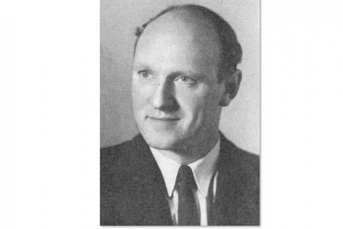 Roger Delapraz 1951