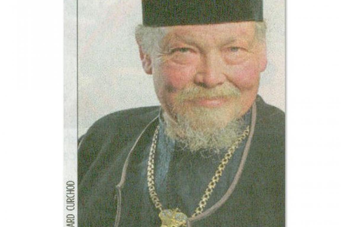 L'évêque Ambroise Cantacuzène