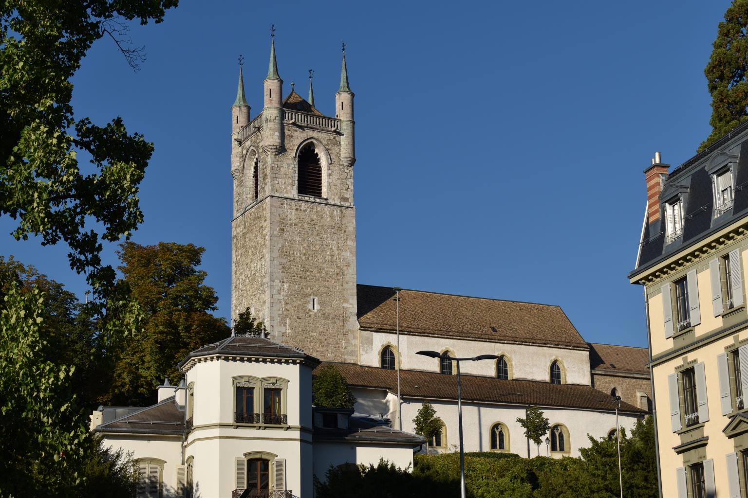 L'Eglise réformée Saint-Martin de Vevey