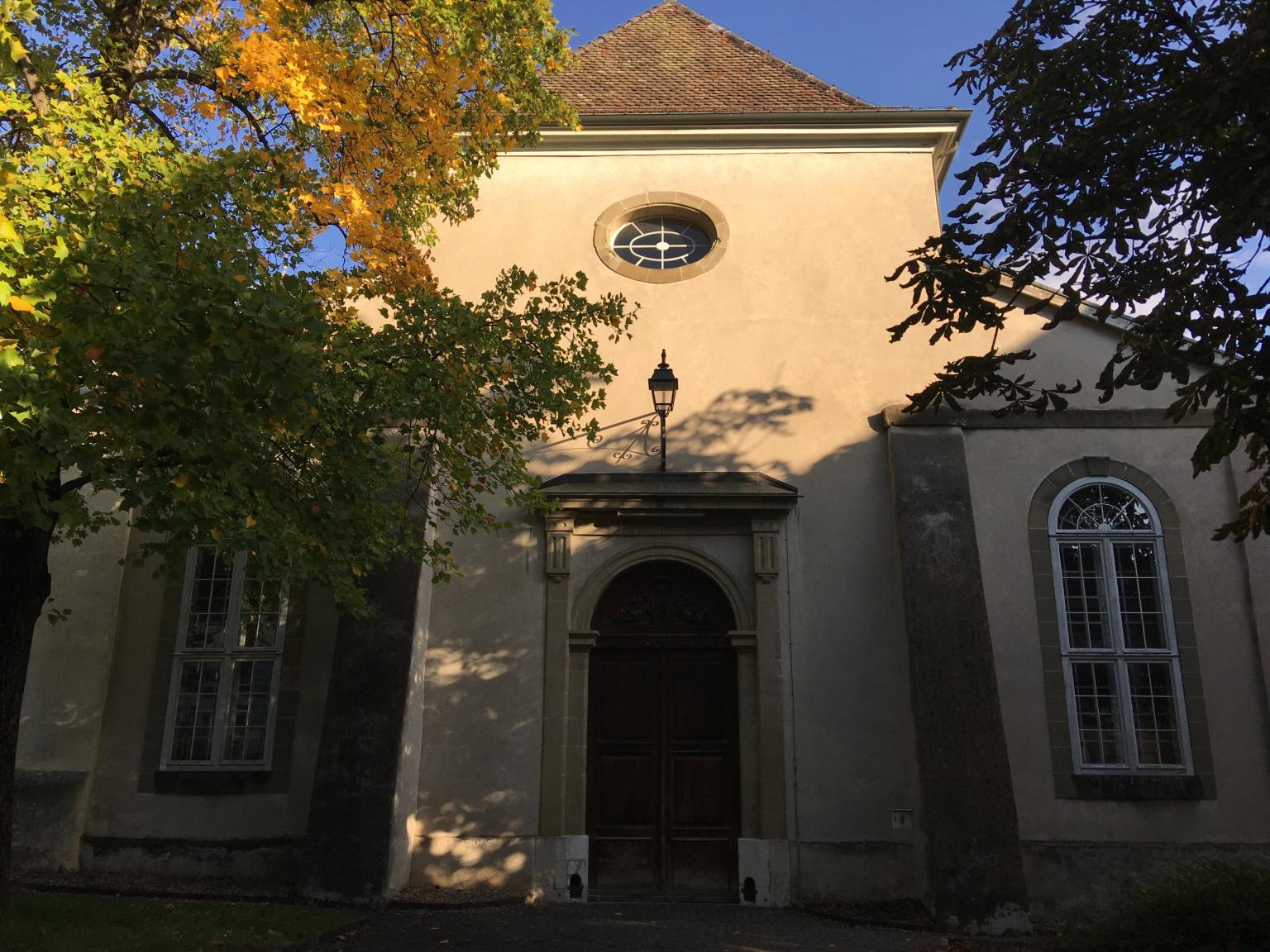Eglise de Sainte-Claire