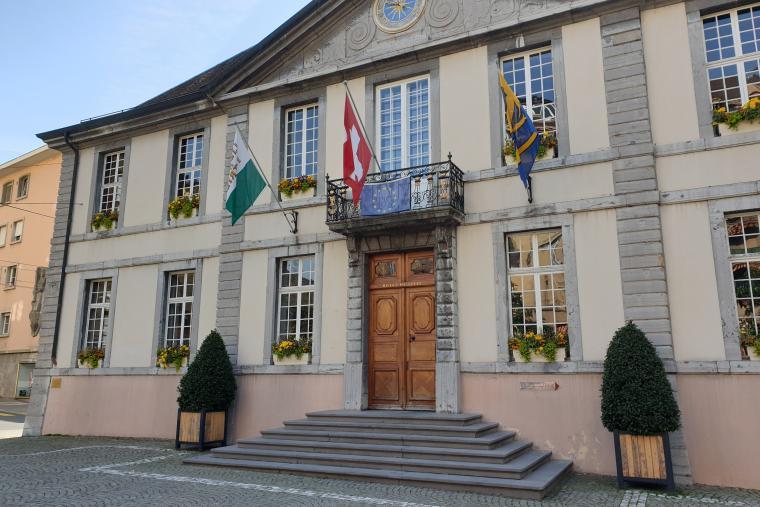 Hôtel de Ville, Vevey