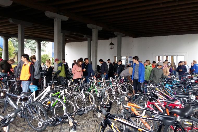 Bourse aux vélos, Vevey