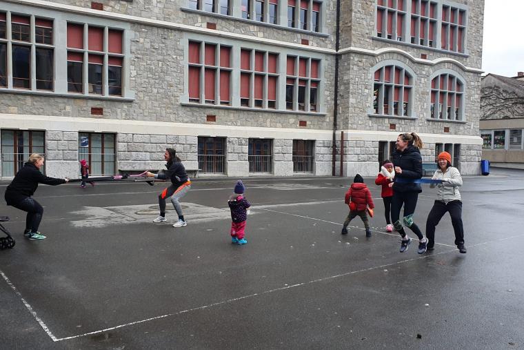 Vevey_ Sport-Pour-Tous_Gym-Poussette