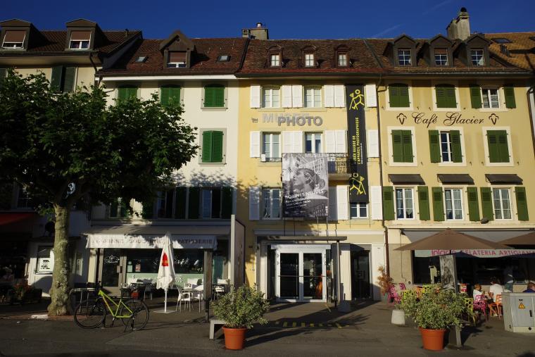 Musée suisse de l'appareil photographique, Vevey