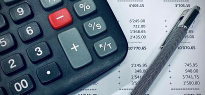 Illustration Service des finances - Vevey