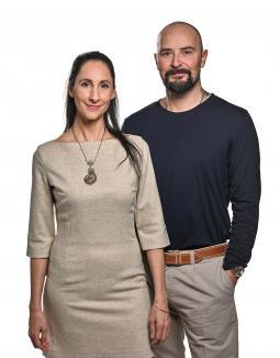 Angelo et Marion Dello Iacono ADN Dialect